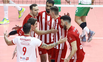 Volley League: Το πρόγραμμα των ημιτελικών και οι μεταδόσεις της ΕΡΤ