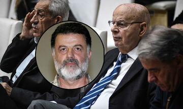 Νικάκης: «Είναι εκνευρισμένος τελευταία ο Βασιλακόπουλος, με έβρισε στο τηλέφωνο»