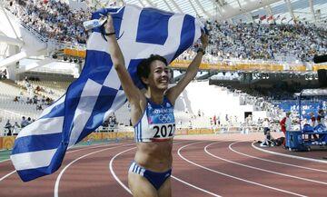 Οι «γαλανόλευκοι» Ολυμπιονίκες της εικοσαετίας