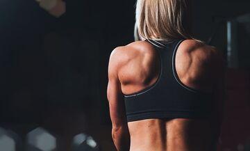 Βλάβη της σπονδυλικής στήλης στους αθλητές
