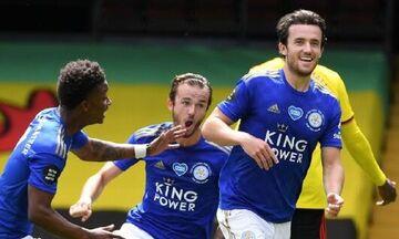 Premier League: Γουότφορντ - Λέστερ 1-1 με δύο γκολ στις καθυστερήσεις! (highlights)