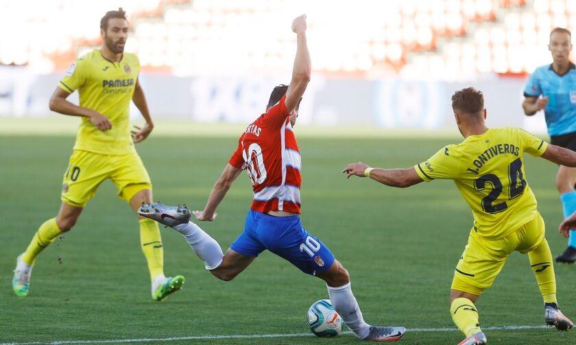 La Liga: Νίκη για Βιγιαρεάλ, πήρε το βαθμό η Λεγανές (βαθμολογία, highlights)