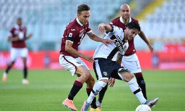 Serie A: Βαθμό στο Τορίνο η Πάρμα (βαθμολογία)