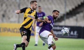 AEK - Άρης 2-2: Πρόβα Κυπέλλου στο ΟΑΚΑ! (highlights)