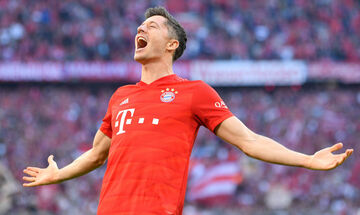 Bundesliga: Ο Λεβαντόφσκι στο κυνήγι των... δύο Μίλερ