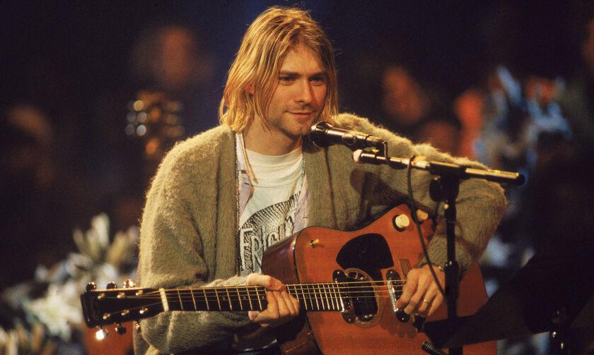 Πουλήθηκε για 6 εκ. δολάρια η κιθάρα του Κερτ Κομπέιν