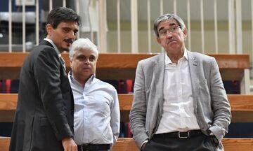 Euroleague: Συνεδρίαση του Δ.Σ.- Στο τραπέζι το θέμα της αποχώρησης του Παναθηναϊκού