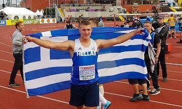 Ο Φραντζεσκάκης 72.38 μ. στη σφύρα στο μίτινγκ στίβου «Η μάχη της Κρήτης»