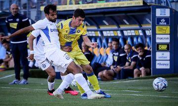 Αστέρας Τρίπολης - Ατρόμητος 1-1: Με σκόρερ τους σέντερ-μπακ (highlights)