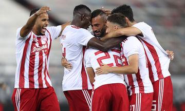 Ολυμπιακός - Παναθηναϊκός: Το γκολ του Γκιγιέρμε για το 1-0 (vid)