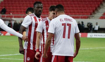 Ολυμπιακός - Παναθηναϊκός: Ο Ελ Αραμπί σκοράρει για το 2-0 (vid)