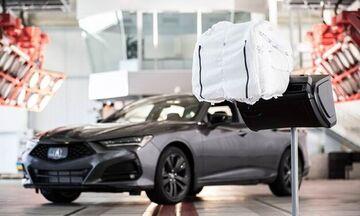 Πρωτοποριακός αερόσακος από την Acura (vid)
