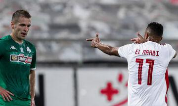 Ακάθεκτος ο Ελ Αραμπί, βγάζει MVP Λιβάγια και στα πλέι οφ!