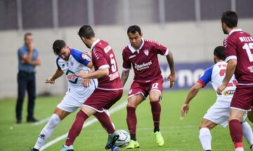 Λάρισα-Βόλος 3-1: Ματσάρα με 4 γκολ και 3 αποβολές! (highlights)