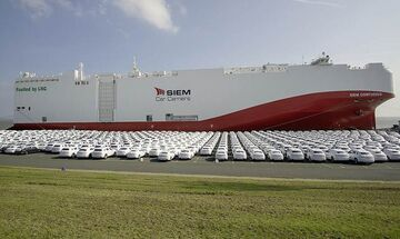 Πόσα οχήματα χωράει το νέο LNG πλοίο της VW;