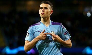 Premier League: Σταμάτησε στα πέντε η Σίτι κόντρα στη Μπέρνλι (highlights)