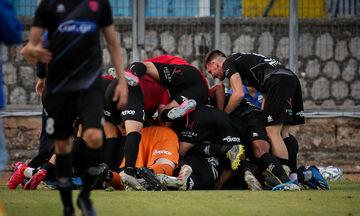 Λαμία - Πανιώνιος 0-1: Με Τσιλούλη πλησίασε την Ξάνθη!  (highlights)