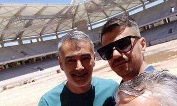 Άρης: Οπαδός της ΑΕΚ ο βοηθός παρατηρητή στο Κύπελλο!