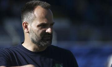 Παναθηναϊκός: Απέλυσε τον προπονητή Μαυρουδή μετά τη μεταγραφή του γιου του στον Ολυμπιακό!