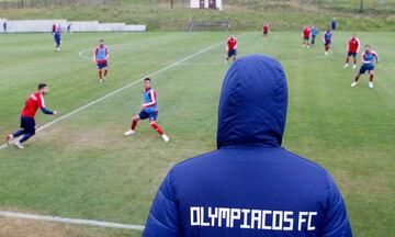 Το γκολ… playstation του Ολυμπιακού και η προετοιμασία (vid)