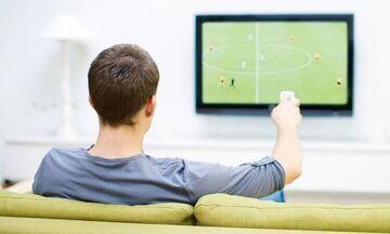 Τηλεοπτικό πρόγραμμα: Τα κανάλια για Ολυμπιακός-ΠΑΟΚ, Άρης-ΑΕΚ, Ξάνθη-Ατρόμητος και μπάσκετ
