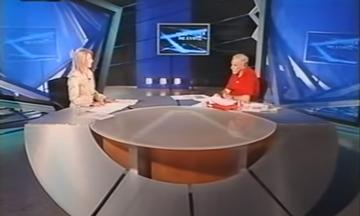 Η Έλλη Στάη αποχαιρετά τον Νίκο Αλέφαντο - «Να χάσω το πρωτάθλημα και τα σύμπαντα όλα»
