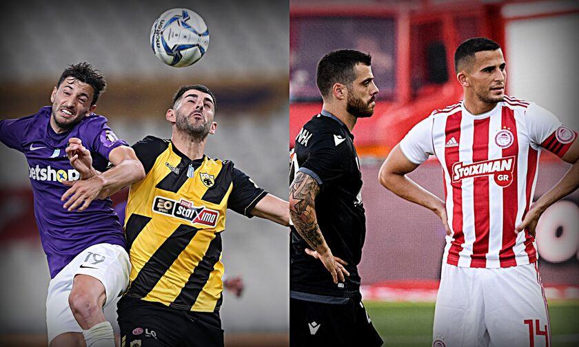 Κύπελλο Ελλάδος: Ρεβάνς και ολοταχώς για τελικό σε «Βικελίδης» και «Γ. Καραϊσκάκης»