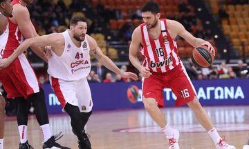 Ολυμπιακός: Αναλυτικά το πρόγραμμα του στην EuroLeague (2020-2021)