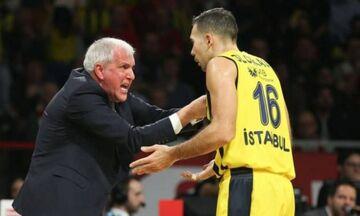 Σλούκας για Ομπράντοβιτς: «Ήσουν ο καλύτερος δάσκαλος που θα μπορούσα να έχω»