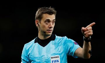 Super League 1: Οι Elite διαιτητές Τουρπέν και Τσβάιερ σε ΟΑΚΑ και Βικελίδης