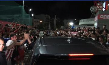 Το βίντεο του Μαρινάκη: «Συνεχίζουμε δυνατά προς τους στόχους μας»