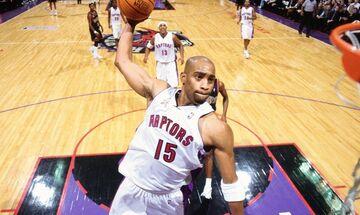 NBA: Αποχώρησε στα 43 του από την αγωνιστική δράση ο Βινς Κάρτερ (vids)