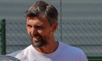 Θετικός σε κορονοϊό και ο προπονητής του Τζόκοβιτς