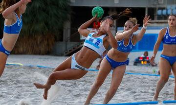 Επιστρέφει το Beach Handball