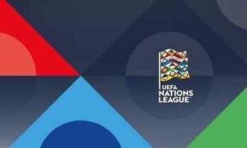 Nations League: Το πρόγραμμα της Εθνικής ομάδας - Πρεμιέρα με Σλοβενία στις 3/9