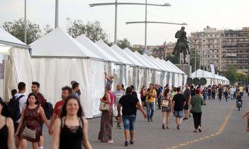 Το 39ο Φεστιβάλ Βιβλίου στην Παραλία Θεσσαλονίκης