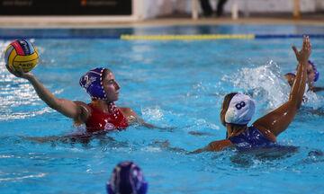 ΑΝΟ Γλυφάδας - Ολυμπιακός 5-15: Σα να μην πέρασε μια μέρα