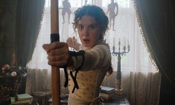 Το Ιδρυμα του Άρθουρ Κόναν Ντόιλ μηνύει το Netflix για την ταινία «Ενόλα Χολμς»!