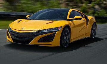 Η Honda δίνει «κοψοχρονιά» το NSX