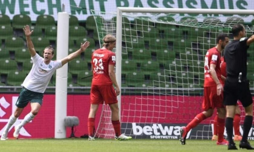 Bundesliga: Στο Champions League η Γκλάντμπαχ, στα μπαράζ παραμονής η Βέρντερ (highlights)