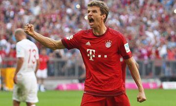 Bundesliga: Ρεκόρ στις ασίστ ο «αναγεννημένος» Τόμας Μίλερ