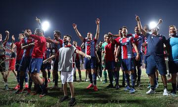 Οι παίκτες του Πανιωνίου πανηγύρισαν με τον κόσμο τους, σε ματς χωρίς θεατές! (vids)