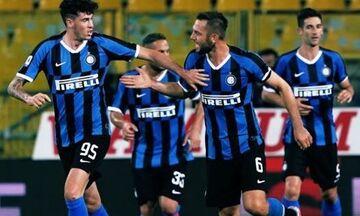 Serie A: Μεγάλη ανατροπή (2-1) από Ίντερ στο φινάλε με Πάρμα (βαθμολογία)
