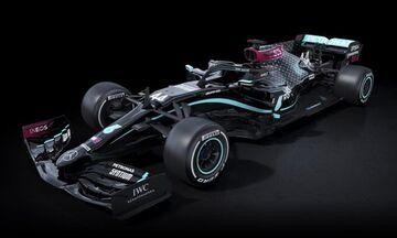 Mercedes: Άλλαξε σε μαύρο χρώμα το μονοθέσιό της
