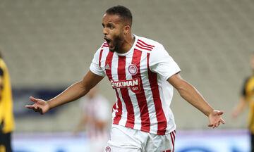 ΑΕΚ - Ολυμπιακός 1-2: Καρέ καρέ το γκολ του Ελ Αραμπί (vid)
