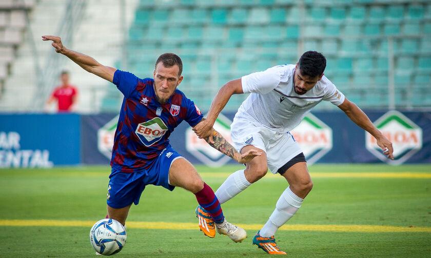 Βόλος - Λαμία 0-0:  Όλα μηδέν στο Πανθεσσαλικό (highlights)
