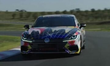 Αυτό είναι το ταχύτερο VW Arteon στον κόσμο (vid)
