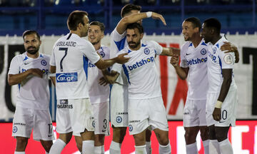 Ατρόμητος - ΑΕΛ 3-0: Πρώτη νίκη και κορυφή στα πλέι άουτ (highlights)