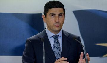 Ανακοινώθηκε το νέο αθλητικό νομοσχέδιο από τον Λευτέρη Αυγενάκη