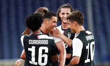 Serie A: Ολοταχώς για... τίτλο η Γιουβέντους, νίκησε τη Τζένοα με τρία απίθανα γκολ (vid)